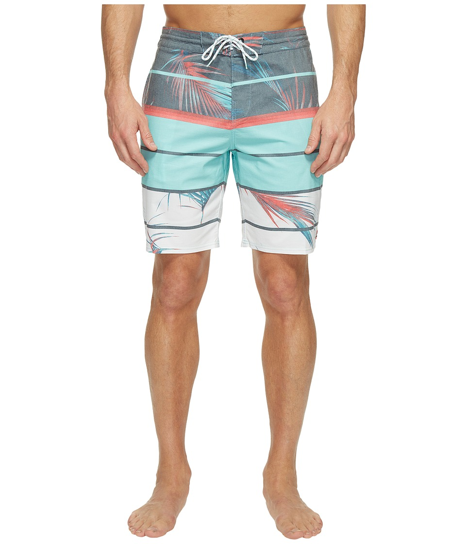 Billabong Spinner Lo Tide Print Boardshorts (Red) Men