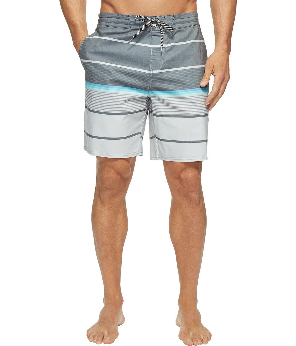 Billabong Spinner Lo Tide Boardshorts (Charcoal) Men