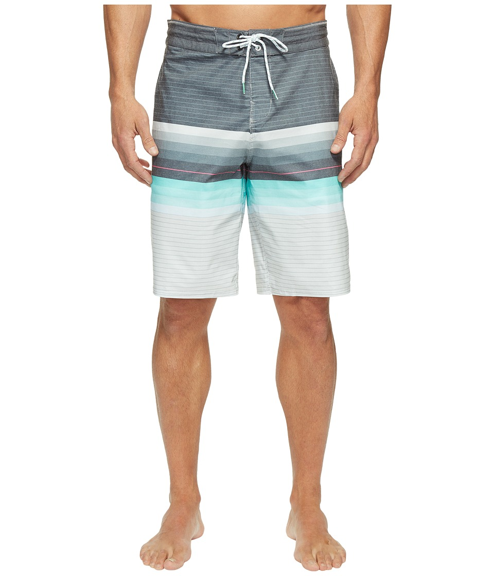 Billabong - Spinner 21 Lo Tide Boardshorts (Grey) Men's Swimwear