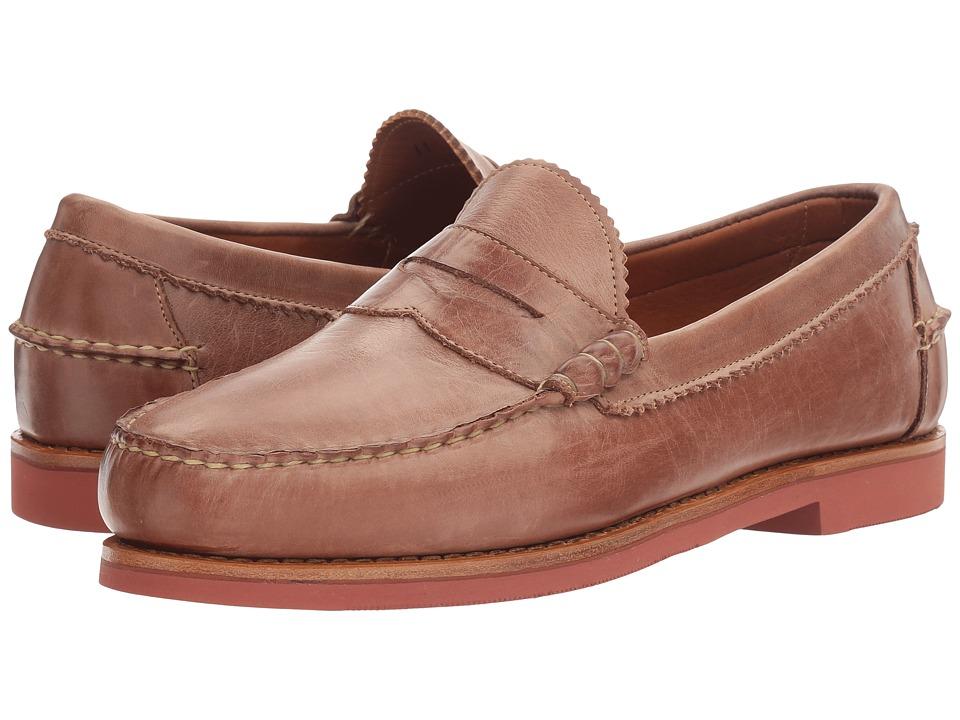 Allen Edmonds - Sedona (Brown Leather) Men's Slip-on Dress Shoes