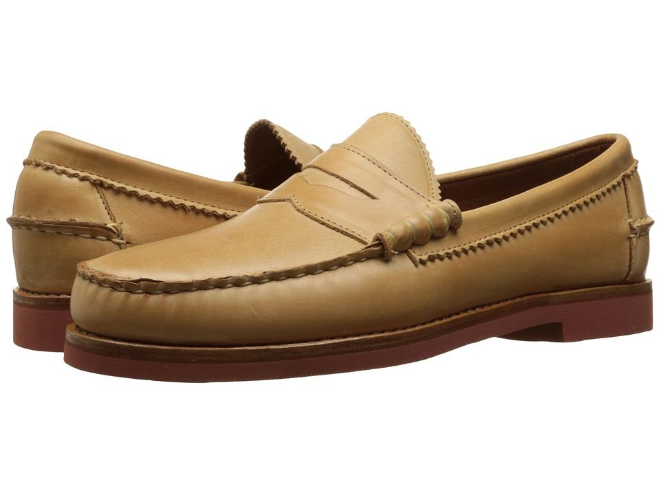 Allen Edmonds - Sedona (Tan Leather) Men's Slip-on Dress Shoes