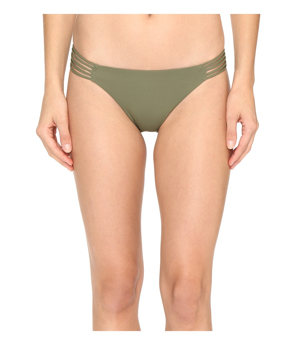 Billabong - Its All About The Tropic Bikini Bottom (Canteen) Women's Swimwear