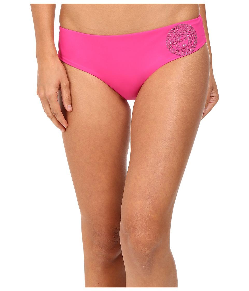 Versace Bikini Bottom (Fuchsia) Women