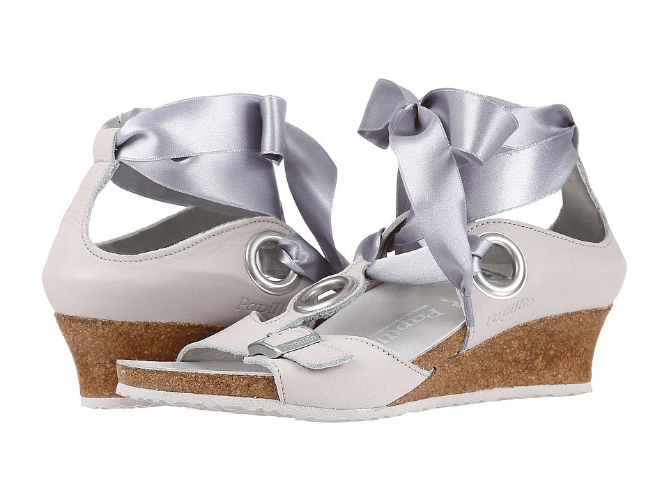 Birkenstock Emmy (Grey Leather) Women