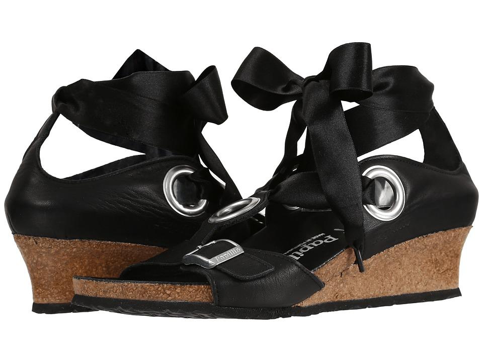 Birkenstock - Emmy (Black Leather) Women's Shoes
