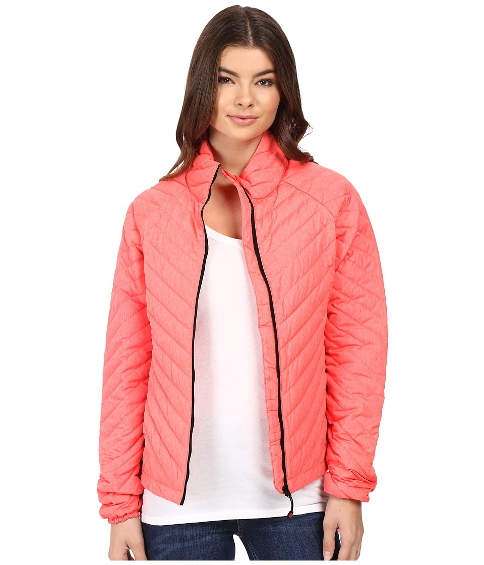 Cruel - Packable Down Jacket (Coral) Women's Coat