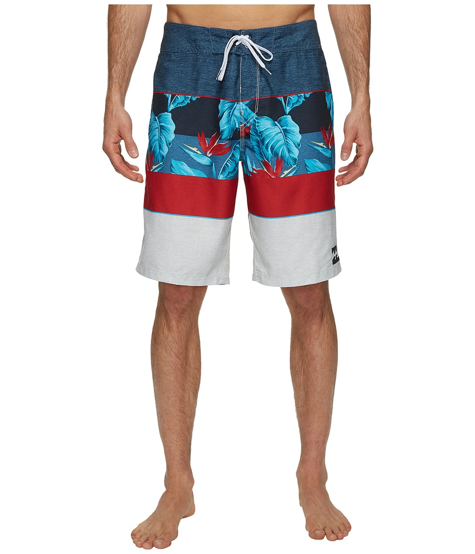 Billabong - Paradise Originals Boardshorts (Foam) Men's Swimwear