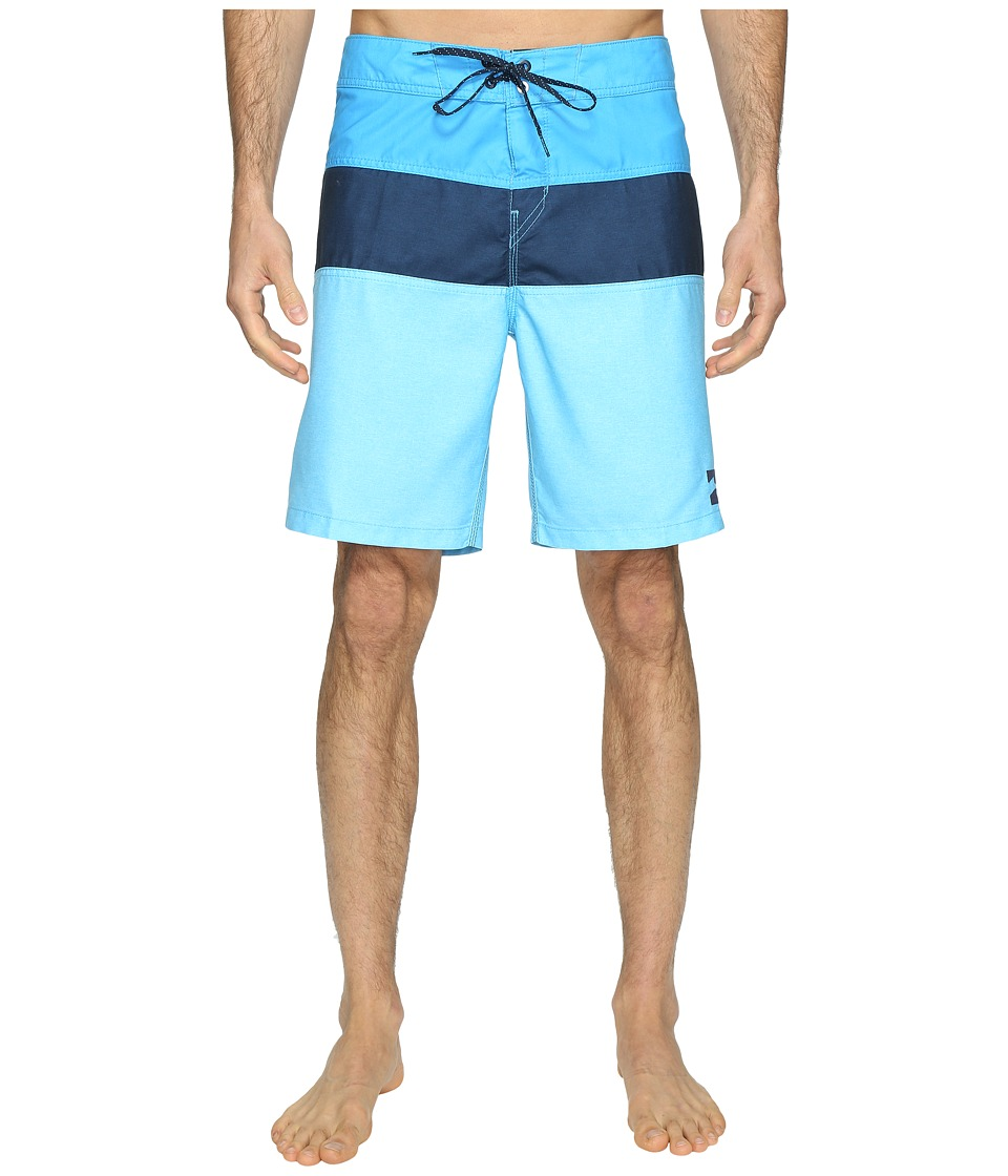 Billabong - Tribong Originals Boardshorts (Blue) Men's Swimwear