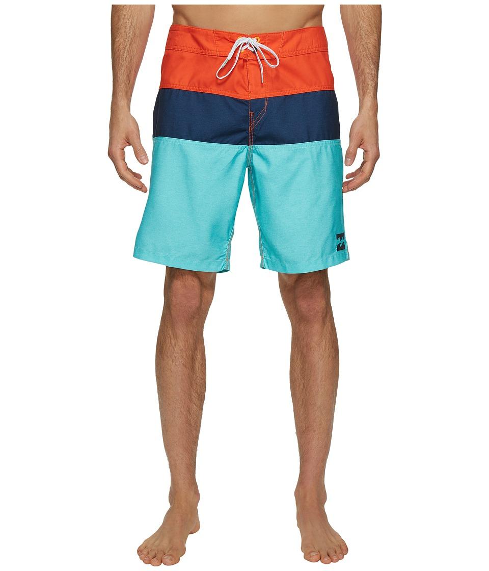 Billabong - Tribong Originals Boardshorts (Mint) Men's Swimwear