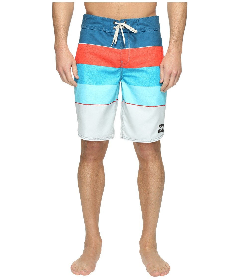 Billabong 73 Originals Stripe Boardshorts (Foam) Men