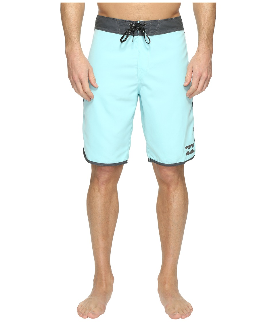 Billabong - 73 Originals Boardshorts (Mint) Men's Swimwear