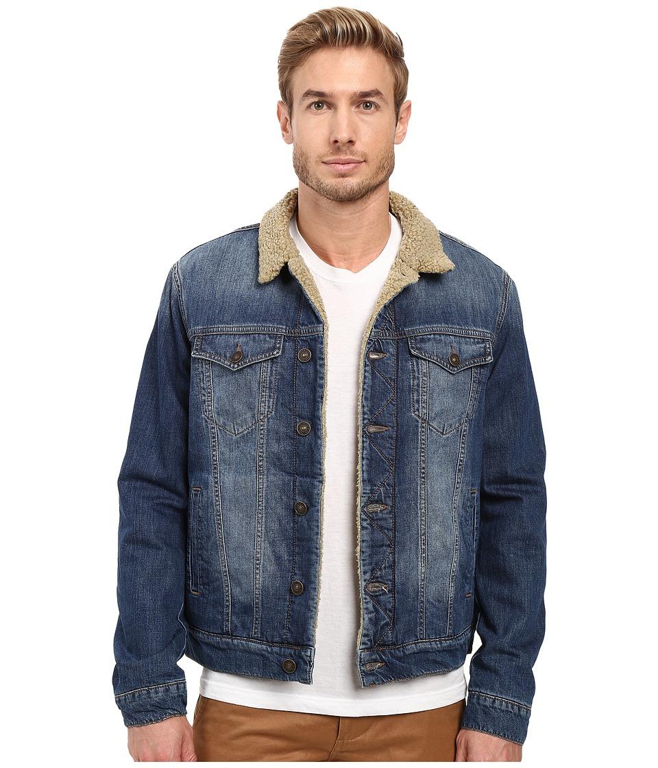 Mavi Jeans - Danny in Dark Indigo (Dark Indigo) Men's Coat