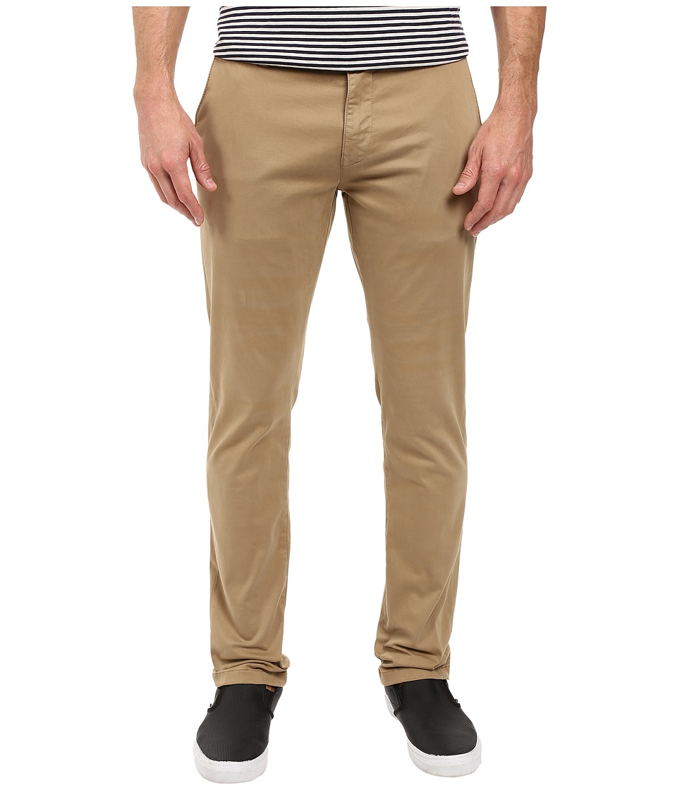 Mavi Jeans - Johnny in British Khaki Twill (British Khaki Twill) Men's Jeans