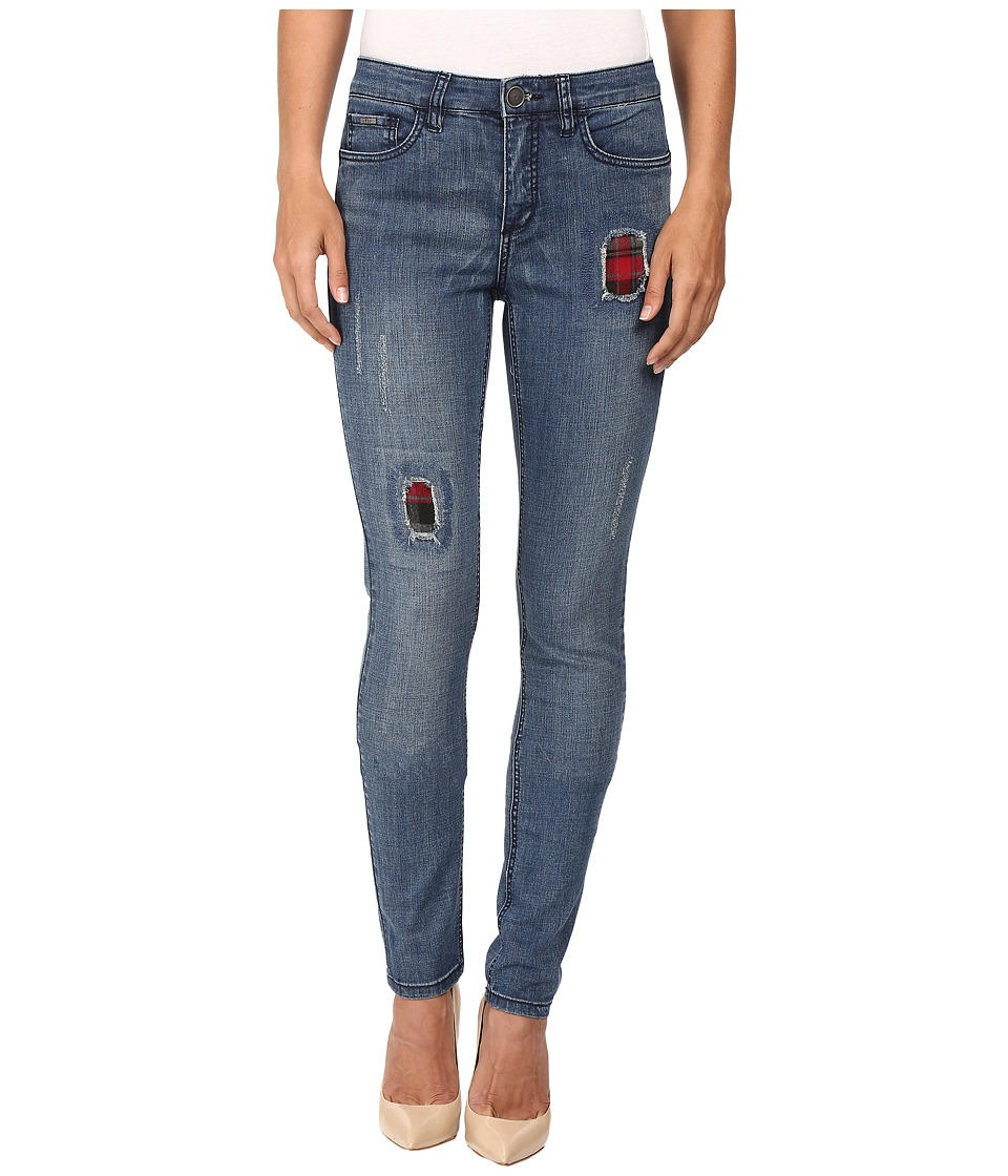 FDJ French Dressing Jeans - Olivia Patchwork Jeans in Indigo (Indigo) Women's Jeans