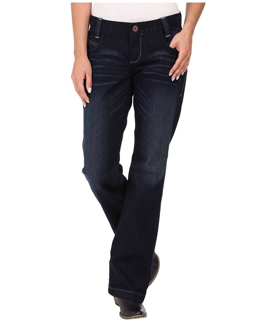 Cinch - Bailey Utility Fit in Indigo (Indigo) Women's Jeans