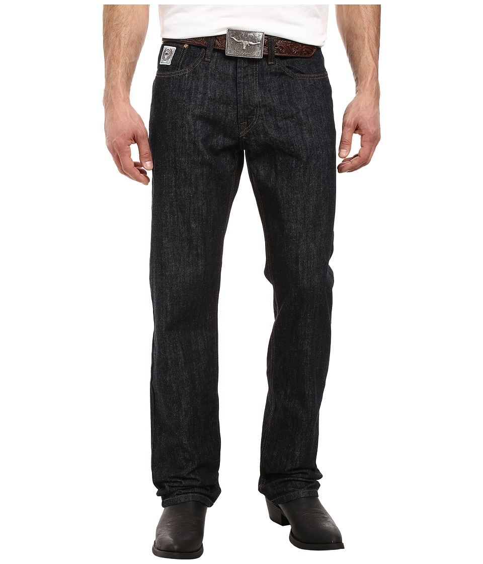 Cinch - White Label Rinse in Indigo (Indigo) Men's Jeans