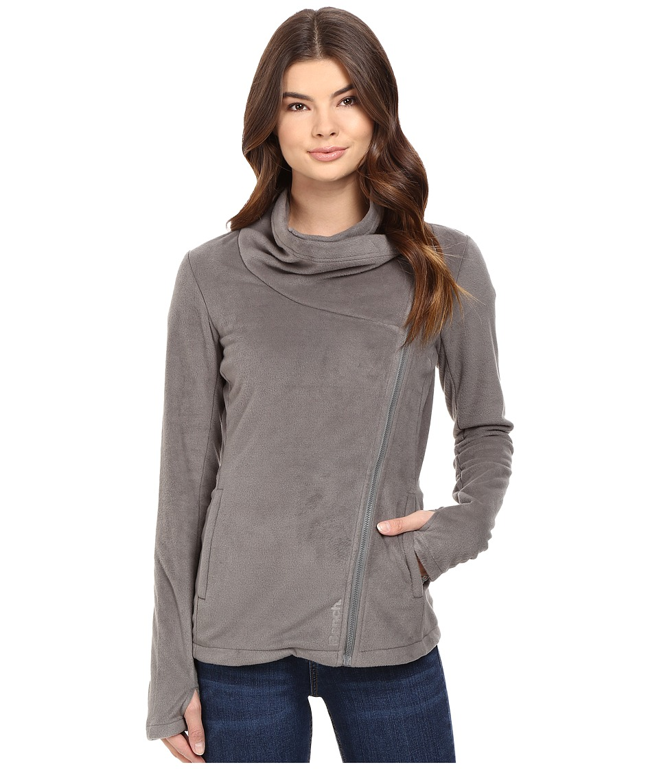 Bench - Riskrunner Sweatshirt (Smoked Pearl) Women's Sweatshirt