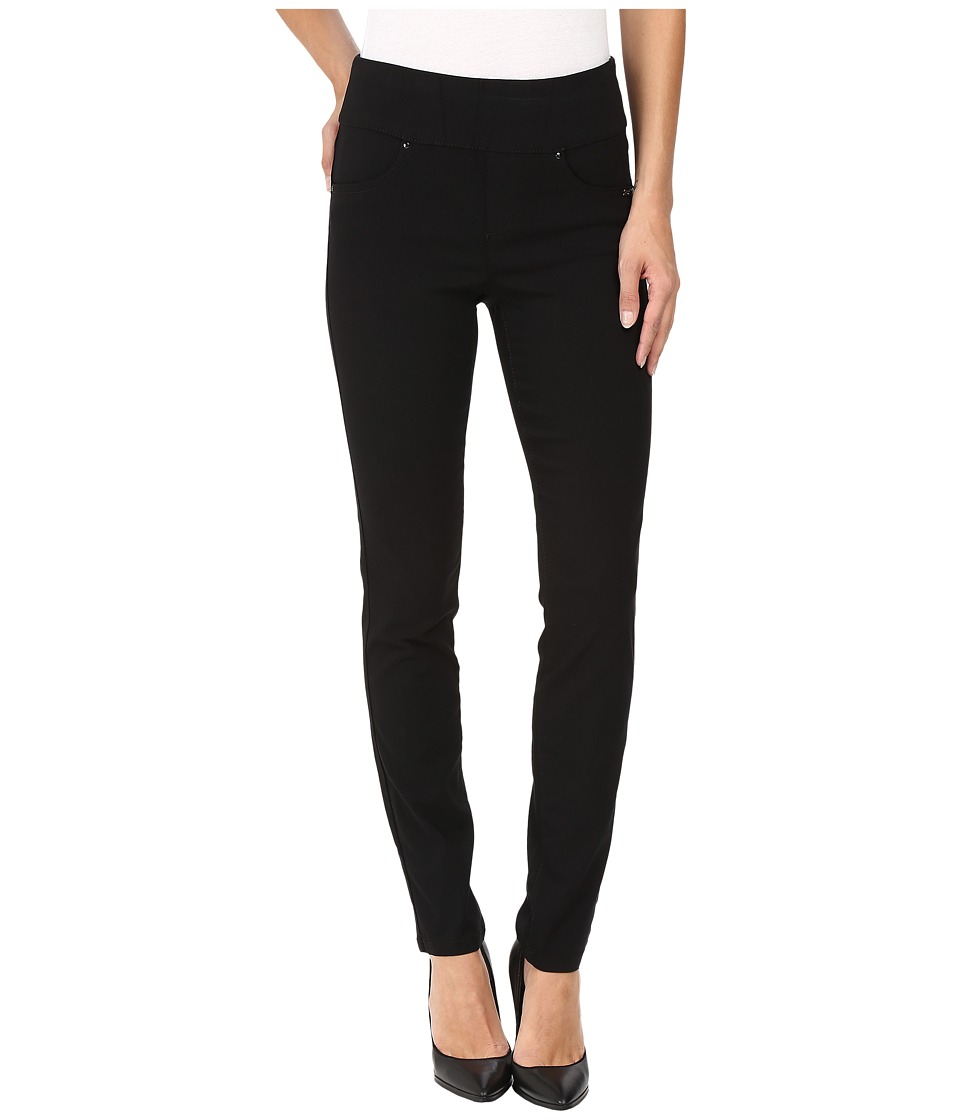 FDJ French Dressing Jeans - Techno Slim Pull-On Slim Jegging (Black) Women's Casual Pants