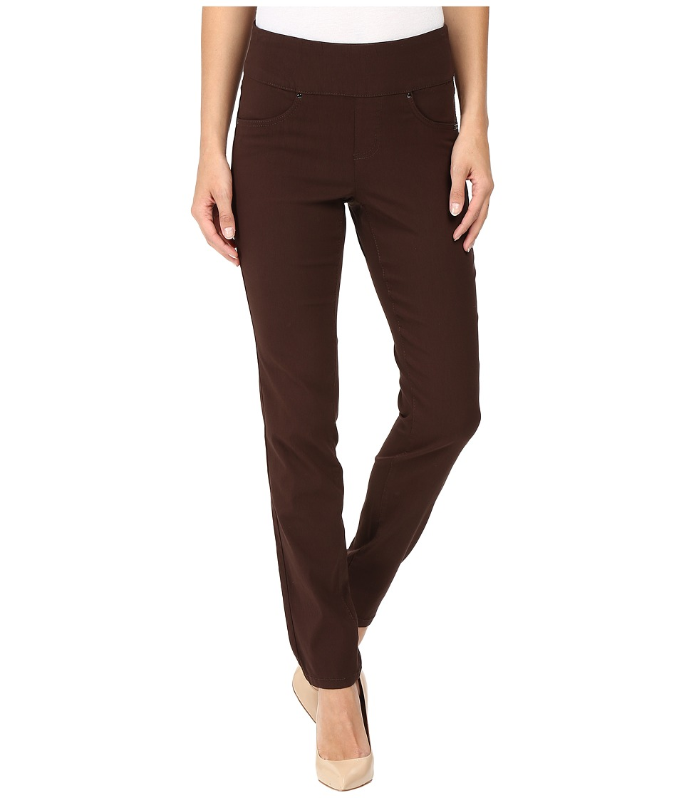 FDJ French Dressing Jeans - Techno Slim Pull-On Slim Jegging (Expresso) Women's Casual Pants