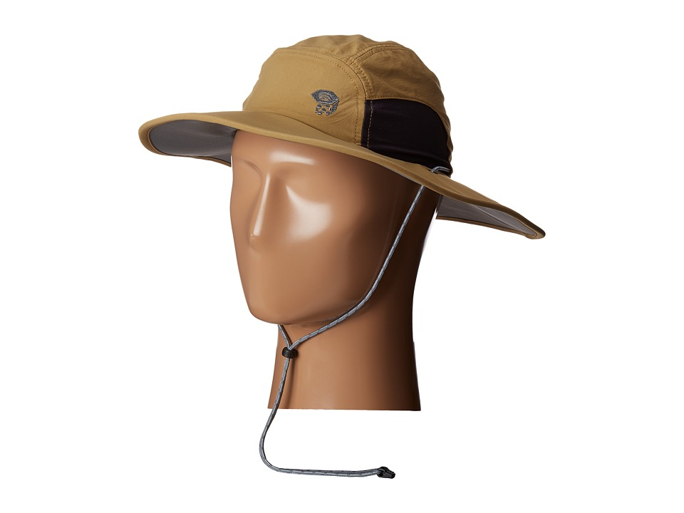 Mountain Hardwear - Chillertm Wide Brim Hat II (Sandstorm) Safari Hats