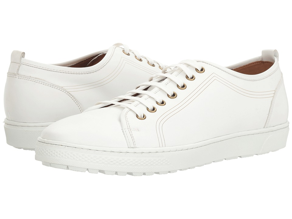 Florsheim Forward Low Lace-Up (White Smooth) Men