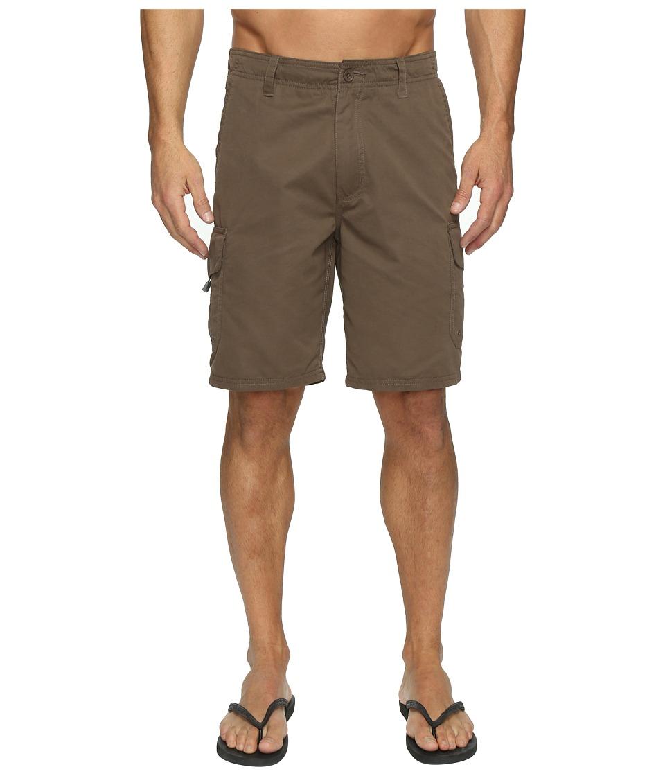 Quiksilver Waterman - Maldive 8 Walkshorts (Cub) Men's Shorts
