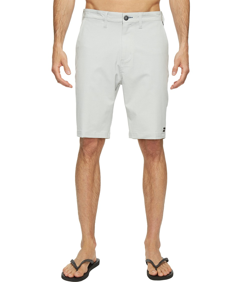 Billabong - Crossfire X Hybrid Shorts (Alloy) Men's Shorts