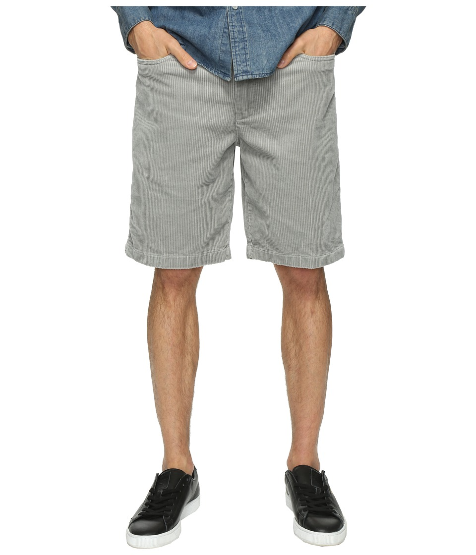 Quiksilver Waterman - Supertubes 6 Cotton Walkshorts (Wild Dove) Men's Shorts