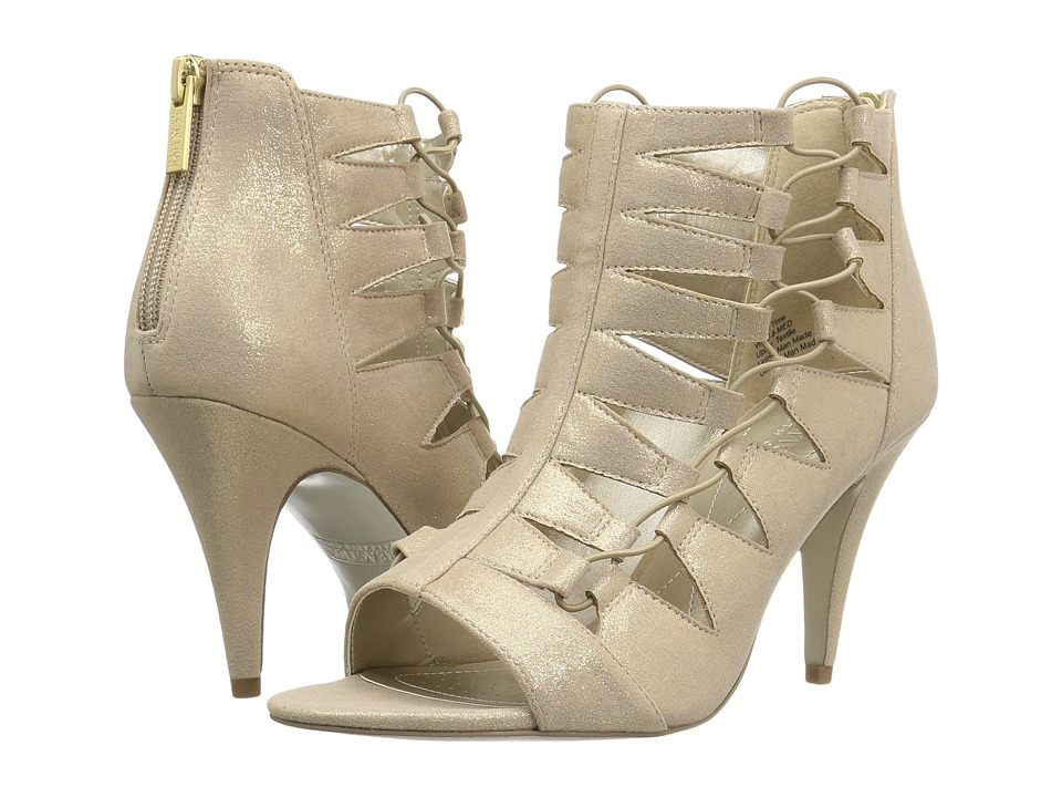 Kenneth Cole Reaction - Toss Over (Soft Gold) High Heels