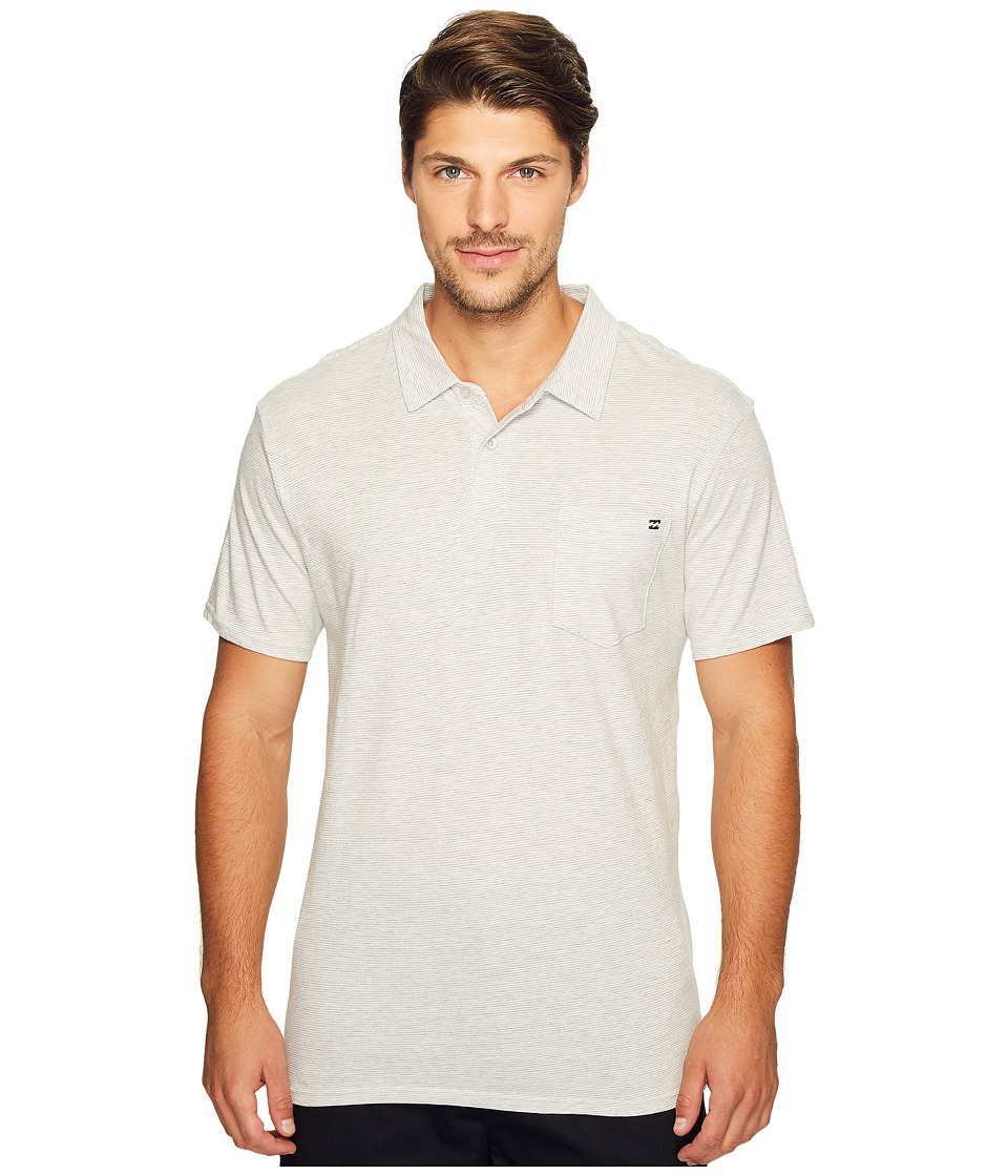 Billabong - Standard Issue Polo Shirt (Eggshell) Men's Clothing
