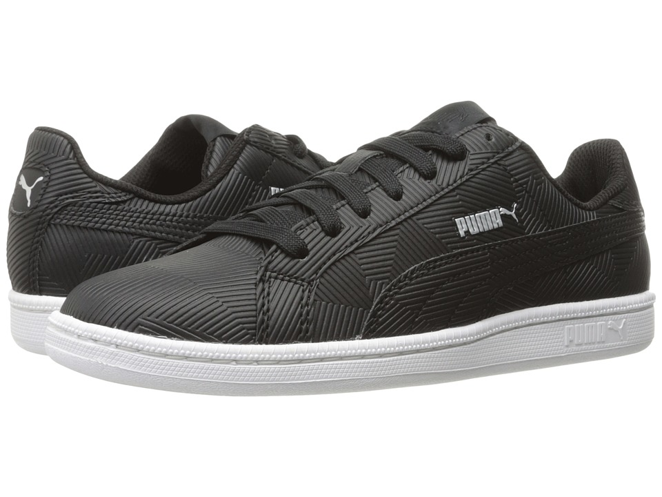 PUMA - Puma Smash Deboss (Puma Black/Puma Black) Men's Shoes