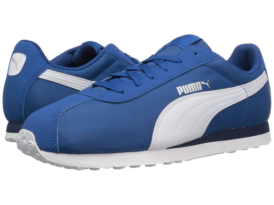 PUMA - Puma Turin NL (True Blue/Puma White) Men's Shoes