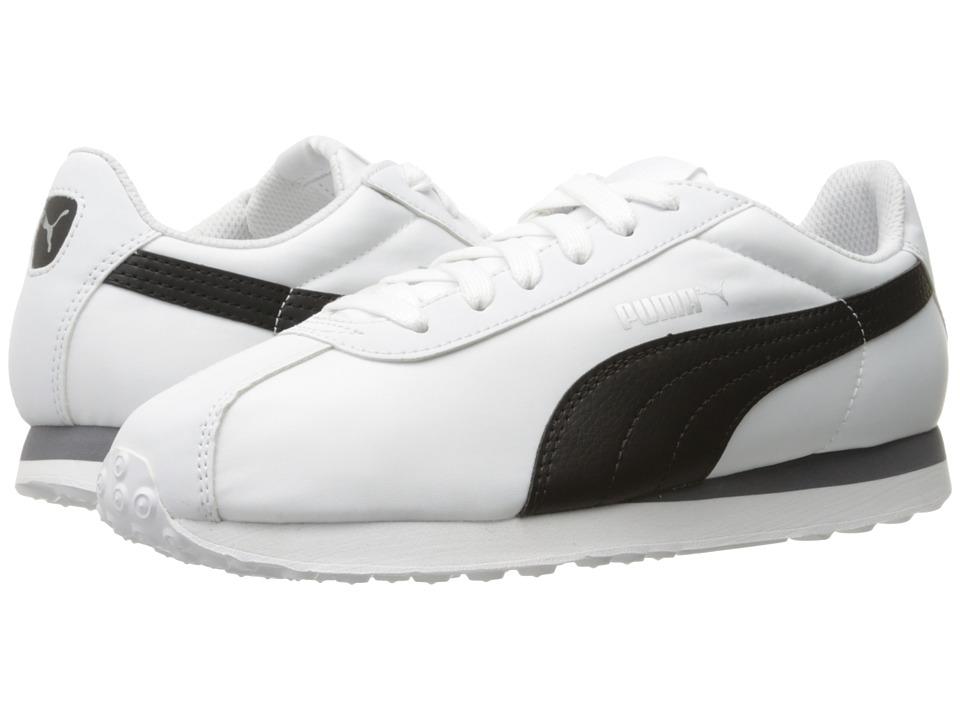 PUMA - Puma Turin NL (Puma White/Puma Black) Men's Shoes
