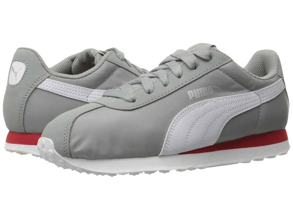PUMA - Puma Turin NL (Limestone/Puma White) Men's Shoes