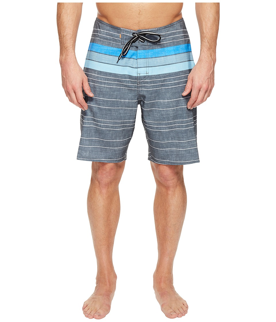 Quiksilver Waterman Cedros Island Boardshorts (Dark Slate) Men