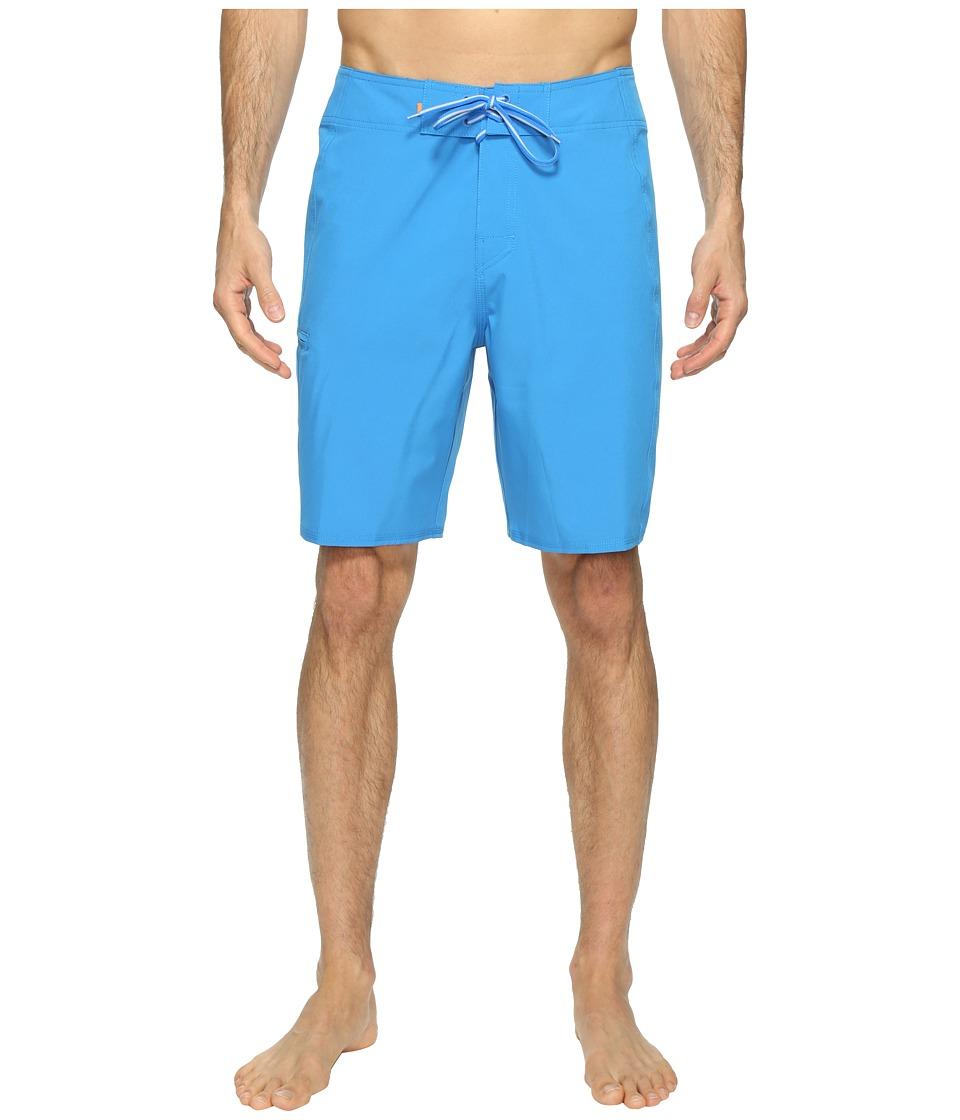Quiksilver Waterman - Makana Boardshorts (French Blue) Men's Swimwear