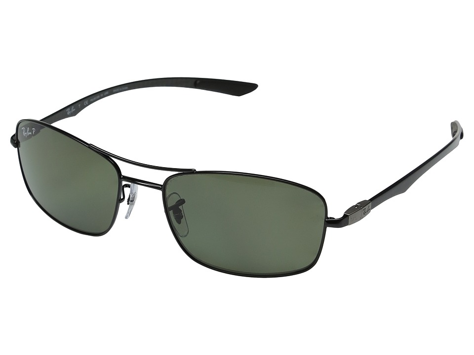 Ray-Ban - 0RB8309 59mm (Grey) Fashion Sunglasses