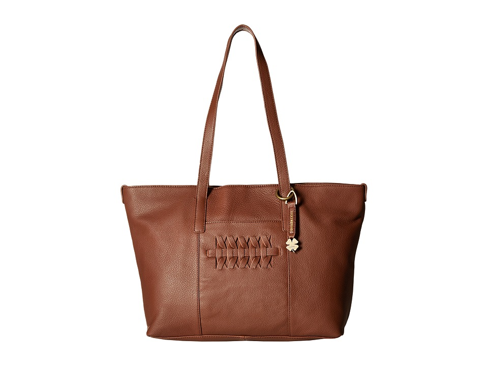 Lucky Brand - Kingston Tote (Brandy) Tote Handbags