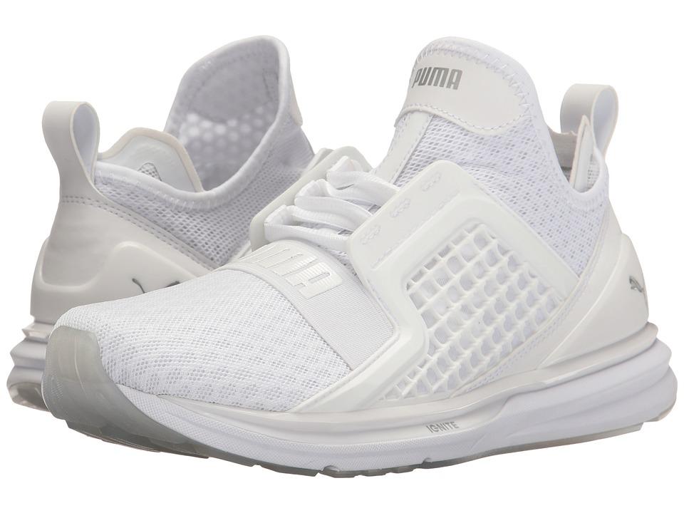PUMA - Ignite Limitless (PUMA White) Women's Running Shoes