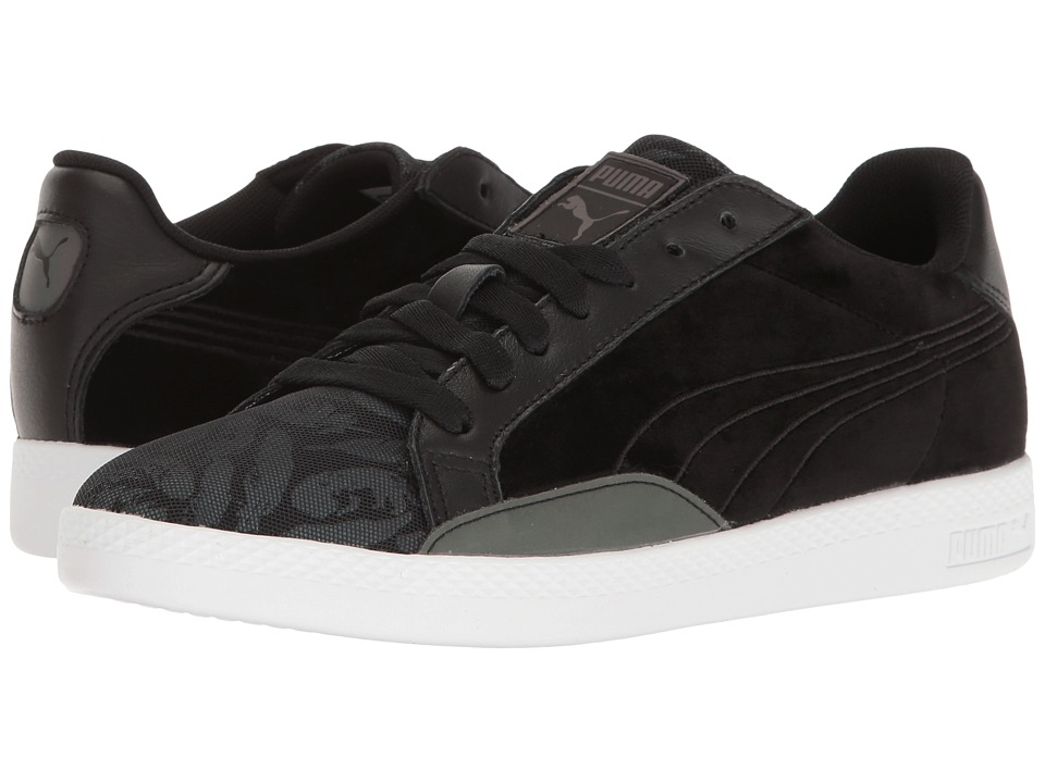 PUMA - Match Swan (Puma Black/Puma Black) Women's Shoes