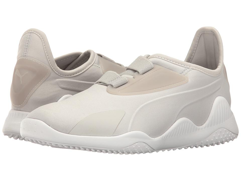 PUMA - Mostro (Glacier Gray/Glacier Gray/Puma White) Women's Shoes