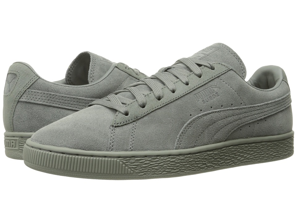 PUMA - Suede Classic Tonal (Agave Green) Men's Shoes