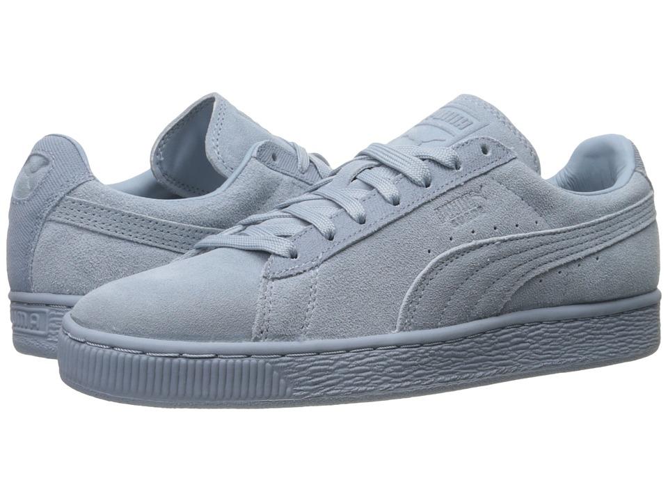 PUMA - Suede Classic Tonal (Blue Fog) Men's Shoes