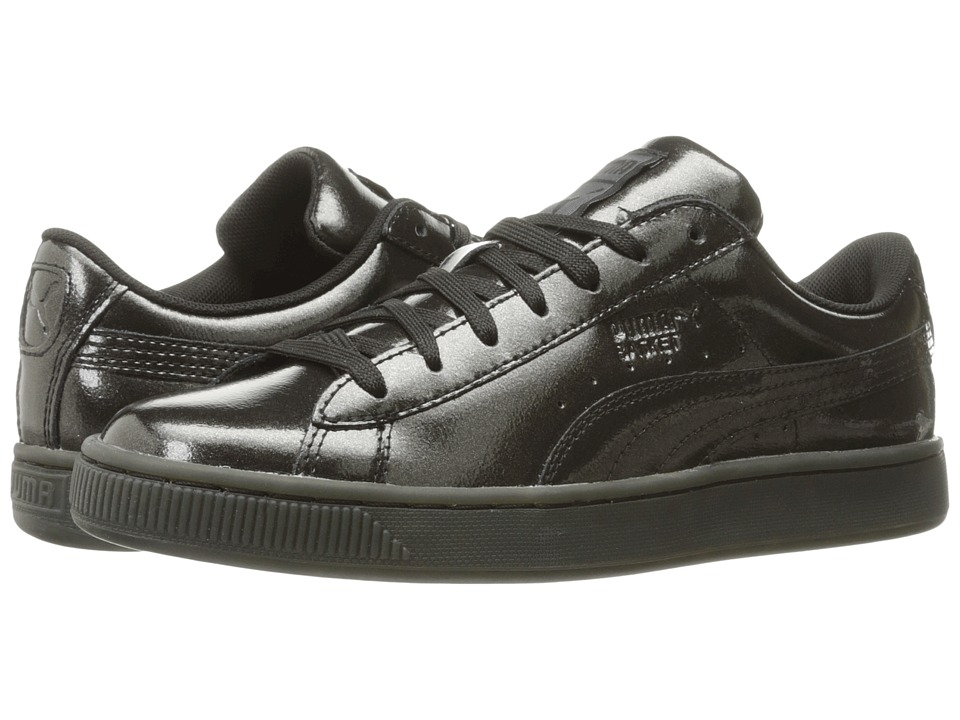 PUMA - Basket Classic Explosive (Puma Black/Puma Black) Men's Shoes