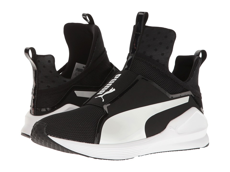 PUMA - Fierce Core (Puma Black/Puma White) Women's Shoes
