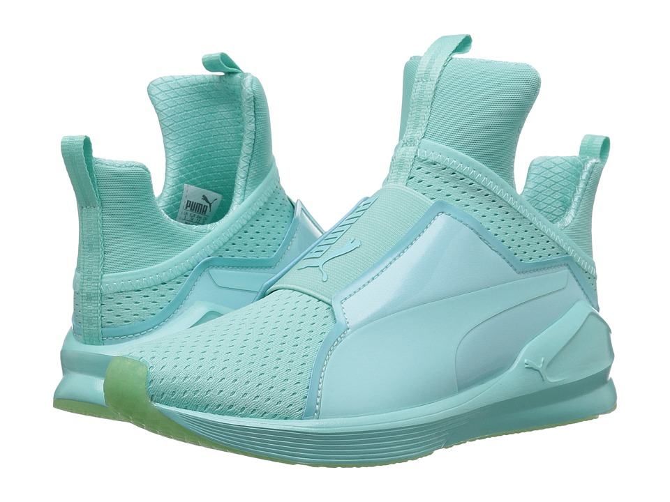 PUMA - Fierce Bright Mesh (Aruba Blue) Women's Shoes