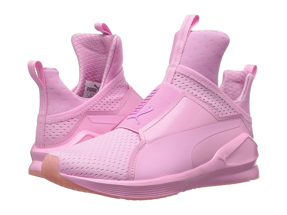 PUMA - Fierce Bright Mesh (Prism Pink) Women's Shoes