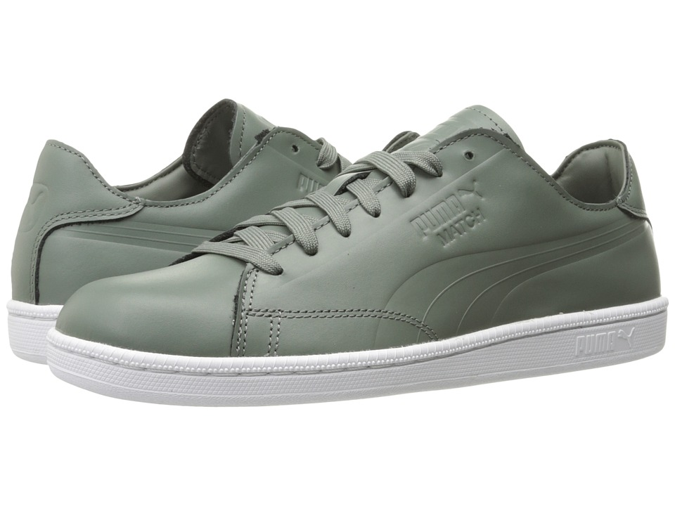 PUMA - Match Clean (Agave Green) Men's Shoes