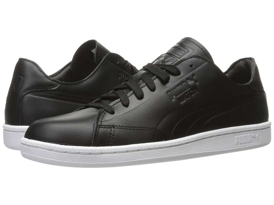 PUMA - Match Clean (PUMA Black) Men's Shoes