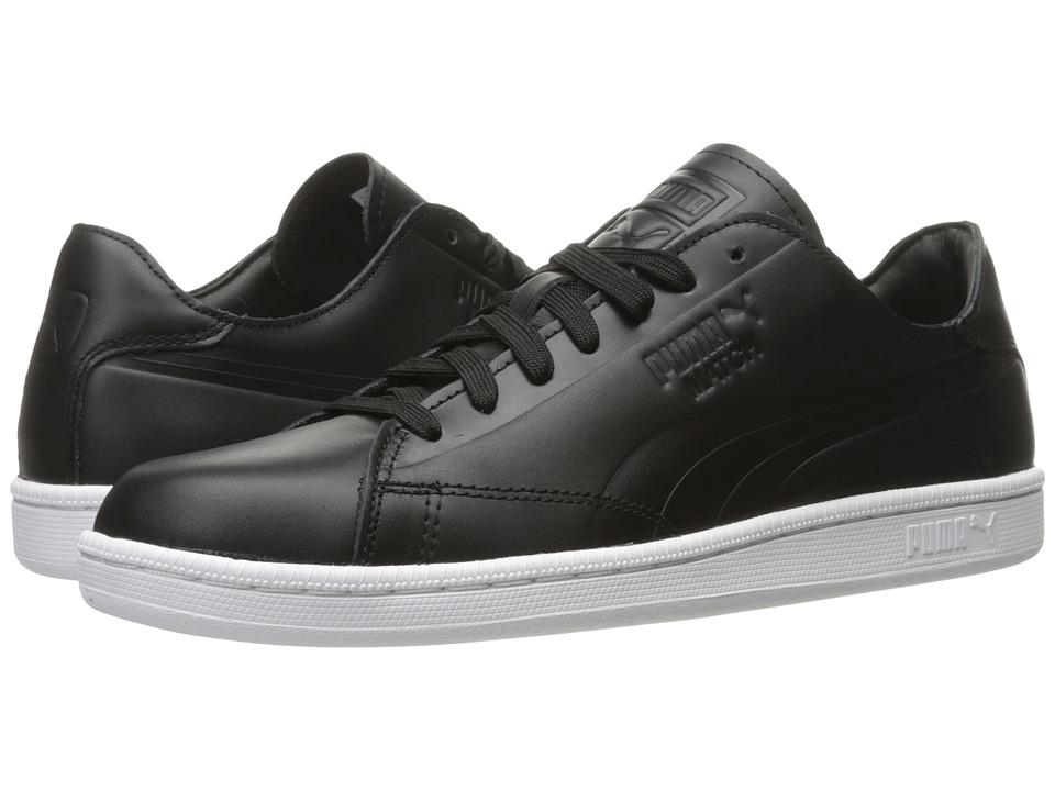 PUMA - Match Clean (PUMA Black) Men's Shoes